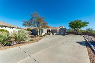 Marana Single Family Home For Sale: 5083 W Thistlepoppy Loop