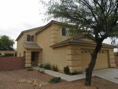 Marana Single Family Home For Sale: 12844 N Signature Place