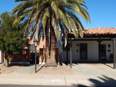 Green Valley Townhouse For Sale: 414 W Paseo Solana