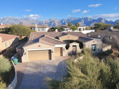 Oro Valley Single Family Home For Sale: 12656 N Piping Rock Road