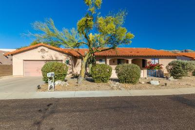 Pima County, Pinal County Single Family Home For Sale: 11121 E Spearhead Court