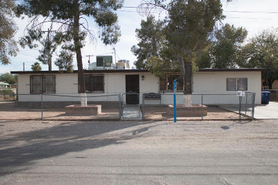 Pima County Single Family Home For Sale: 101 W Corona Road