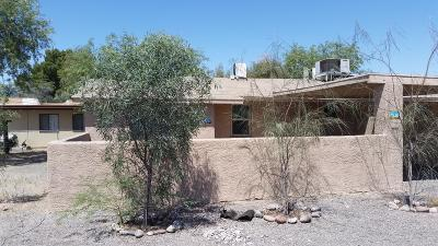 Tucson Residential Income For Sale: 243 W Roger Road