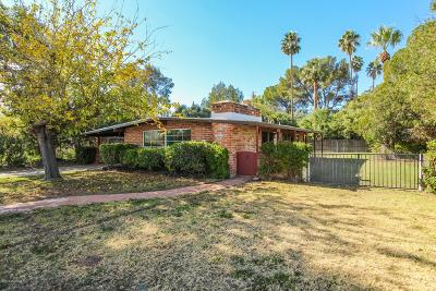 Single Family Home For Sale: 3409 N Country Club Road