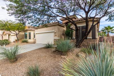 Oro Valley Single Family Home Active Contingent: 12868 N Tarzana Drive
