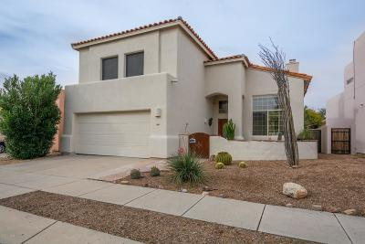 Oro Valley Single Family Home For Sale: 11767 N Copper Creek Drive