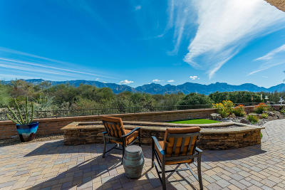 Oro Valley Single Family Home Active Contingent: 14390 N Chalk Creek Drive