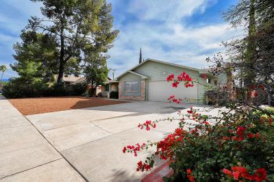 Pima County, Pinal County Single Family Home For Sale: 6840 E Baker Street