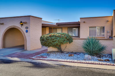 Green Valley Townhouse Active Contingent: 1387 W Camino Tolteca