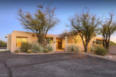 Tucson Single Family Home For Sale: 5280 N Calle Bujia