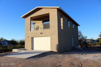 Tucson Single Family Home Active Contingent: 11680 W Orange Grove Road