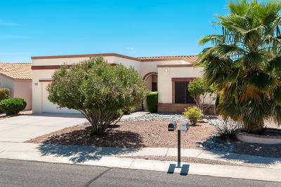 Oro Valley Single Family Home For Sale: 14287 N Rusty Gate Trail