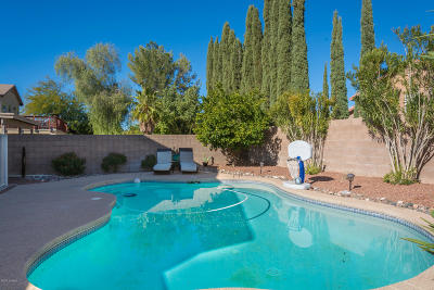 Tucson Single Family Home For Sale: 9181 E Muleshoe Street