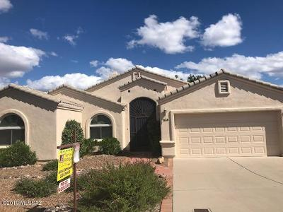 Green Valley Single Family Home Active Contingent: 2831 S Fade Drive