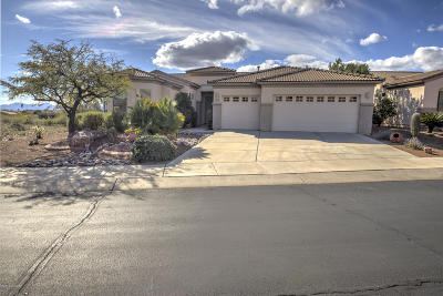 Green Valley Single Family Home For Sale: 2283 W Calle Guatamote