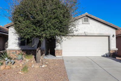 Sahuarita Single Family Home For Sale: 15874 S Via Cayetano