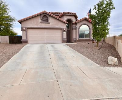 Tucson Single Family Home Active Contingent: 5612 W Cactus Garden Drive