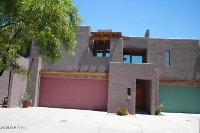 Tucson Townhouse For Sale: 3830 N Borg Lane