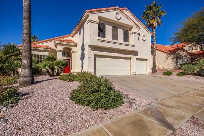 Oro Valley Single Family Home For Sale: 11831 N Gray Eagle Avenue