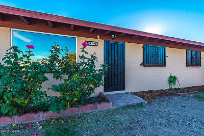 Tucson Single Family Home For Sale: 4402 E Sylvane Street
