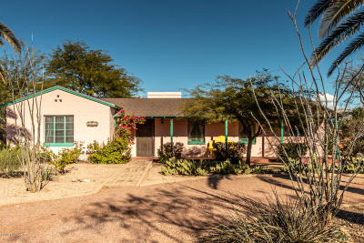 Single Family Home Active Contingent: 4231 E Kings Road