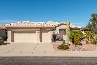 Oro Valley Single Family Home For Sale: 1767 E Anza Way