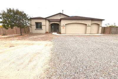 Marana Single Family Home Active Contingent: 4830 N Coues Deer Lane