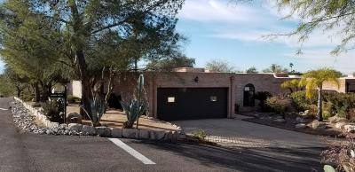 Tucson Townhouse For Sale: 4720 E Burning Tree Place