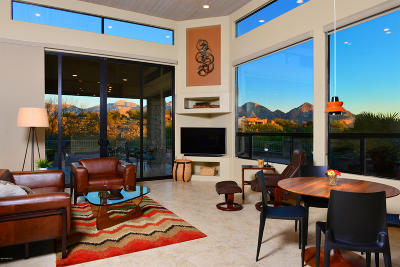 Oro Valley Single Family Home For Sale: 12402 N Copper Spring Trail