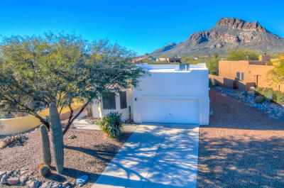 Tucson Single Family Home Active Contingent: 2020 S Doubletree Lane