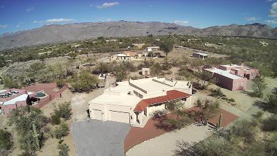 Tucson Single Family Home For Sale: 11553 E Tanque Verde Road