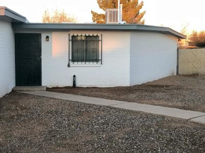 Pima County Townhouse For Sale: 212 W Calle Francita