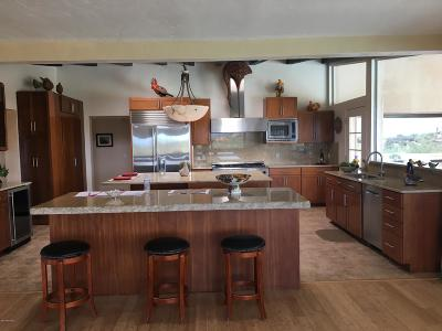 Tucson Single Family Home For Sale: 7720 N Sendero De Juana