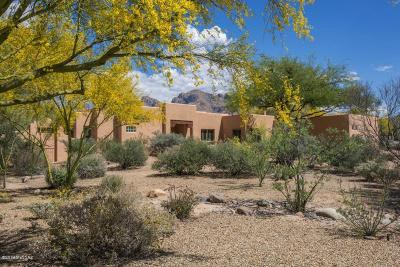 Single Family Home Active Contingent: 1140 W Saddlehorn Drive