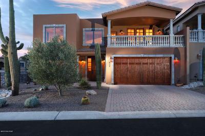 Tucson Townhouse For Sale: 2521 E Via Corta Di Amore