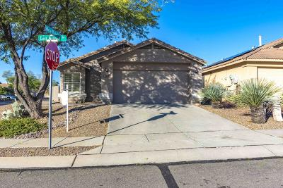 Oro Valley Single Family Home Active Contingent: 13211 N Lost Artifact Lane