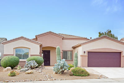 Green Valley Single Family Home For Sale: 2043 W Calle Guatamote