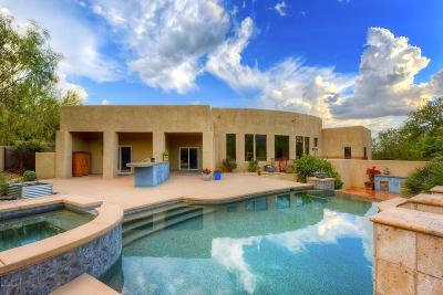 Pima County, Pinal County Single Family Home For Sale: 10050 E Walnut Tree Drive