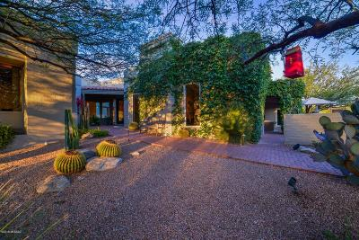 Single Family Home For Sale: 5300 N Hacienda Del Sol Road