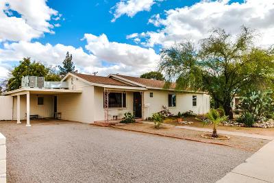 Tucson Single Family Home Active Contingent: 823 S Erin Avenue