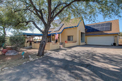 Single Family Home For Sale: 5441 N Agave Drive