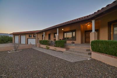 Pima County, Pinal County Single Family Home For Sale: 4360 N Via Noriega