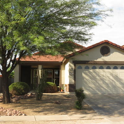 Oro Valley Single Family Home For Sale: 755 W Bougainvillea Drive