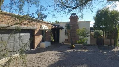 Tucson Townhouse For Sale: 2752 E Avenida De Pueblo
