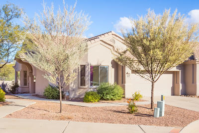 Oro Valley Townhouse Active Contingent: 13401 N Rancho Vistoso Boulevard #97
