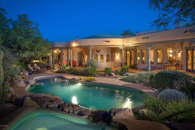 Pima County, Pinal County Single Family Home For Sale: 11170 E Sunrise Ranch Place