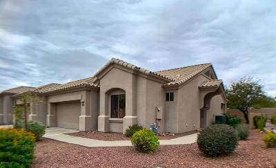 Oro Valley Townhouse Active Contingent: 13401 N Rancho Vistoso Boulevard #72