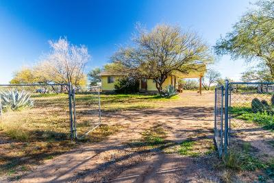 Sahuarita Single Family Home Active Contingent: 16531 S Delgado Road