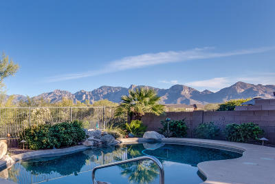 Oro Valley Single Family Home For Sale: 12976 N Yellow Orchid Drive
