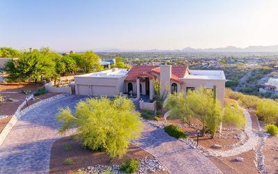 Tucson Single Family Home For Sale: 4051 N Circulo Manzanillo